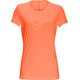 Norrøna /29 Tech Shortsleeve Shirt Women orange